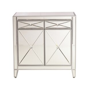 Price Check Arabelle Mirror Nightstand by Design Tree Home