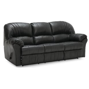 Check Prices Callahan Reclining Sofa by Palliser Furniture Reviews (2019) & Buyer's Guide