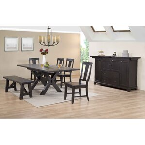 Rum Point Solid Wood Dining Chair (Set of 2) by ECI Furniture
