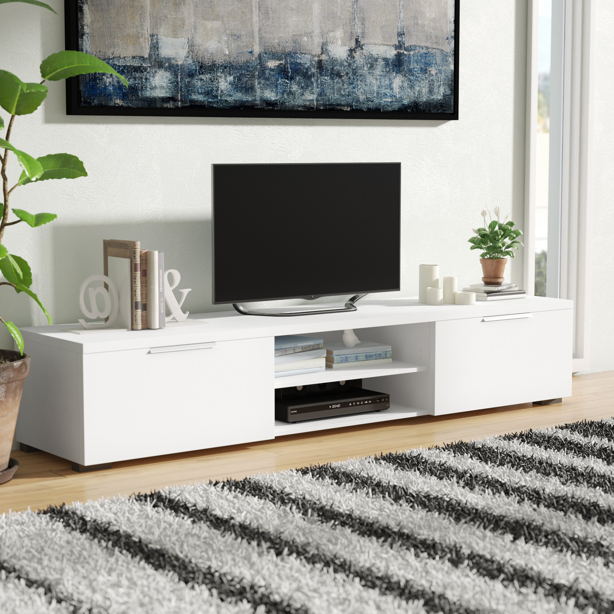Rafael TV Stand for TVs up to 75 inches