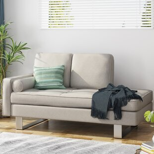 Compare Tess Modern Chaise Lounge by Orren Ellis Reviews (2019) & Buyer's Guide