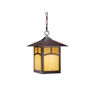 Pompa 1-Light Outdoor Pendant