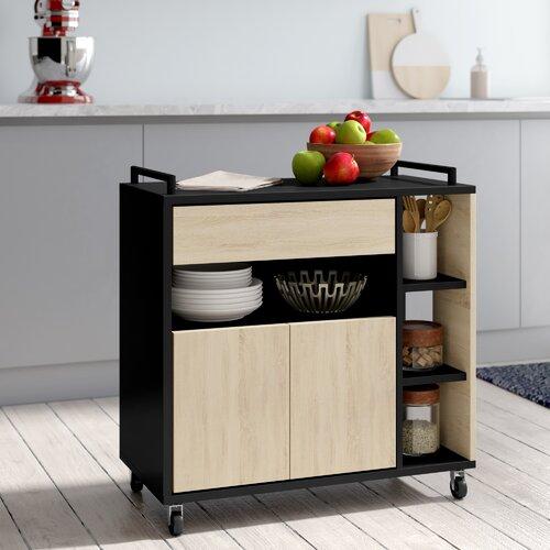 Küchenwagen Kitty Zipcode Design | Küche und Esszimmer > Servierwagen | Zipcode Design