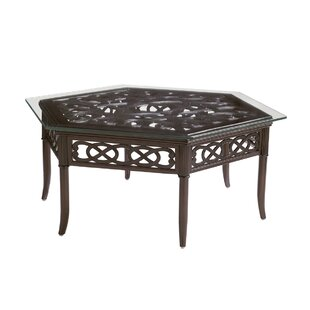 Tommy Bahama Outdoor Sands Aluminum Coffee Table