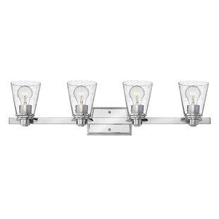 Hinkley Lighting Avon 4-Light Vanity Light