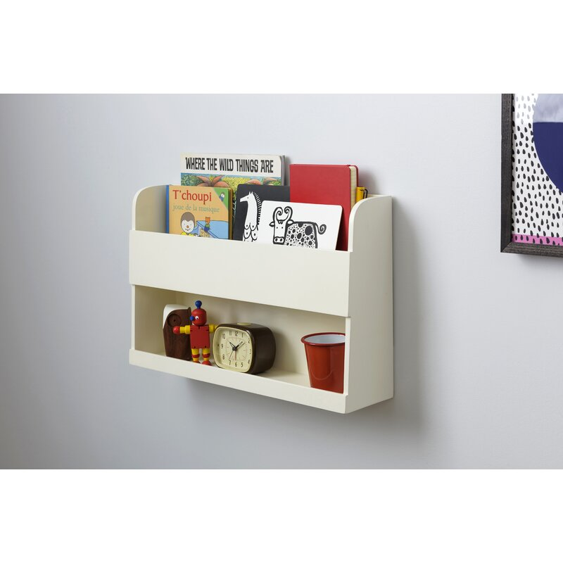 Tidy Books Bunk Bed Accent Shelf Amp Reviews Wayfair Co Uk