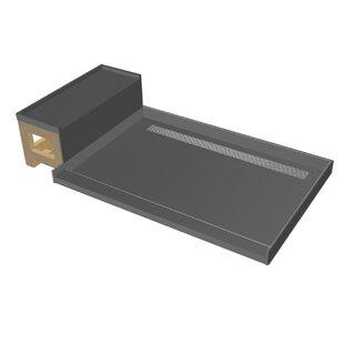 Tile Redi Base'N Bench 48