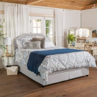 Haverford Storage Panel Bed by Alcott Hill