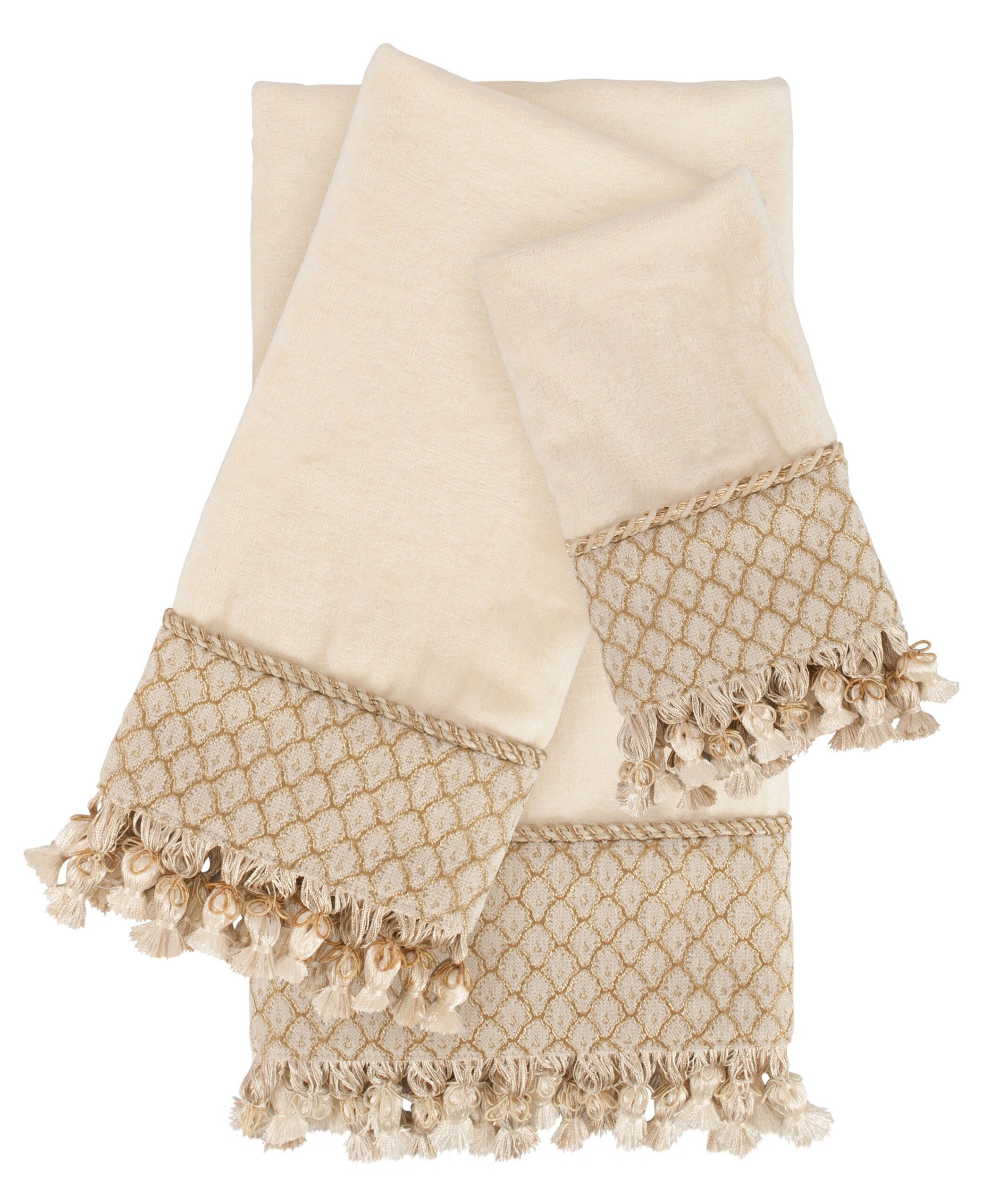 Charlton Home Bonniton Luxury 3 Piece 100 Cotton Towel Set Reviews Wayfair