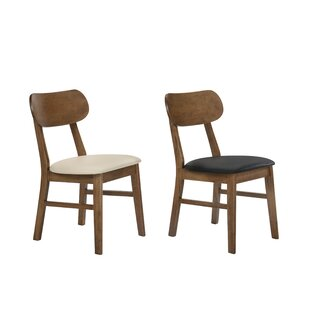 Gilbertson Round Back Dining Chair (Set o..