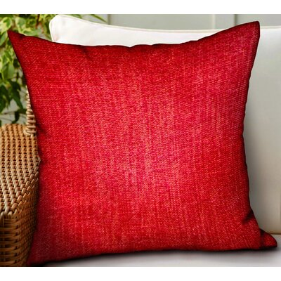 Kraft Indoor/Outdoor Throw Pillow by Breakwater Bay Today Only Sale