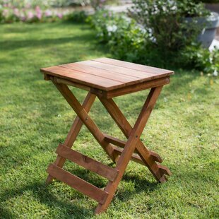 Phaedra Folding End Table