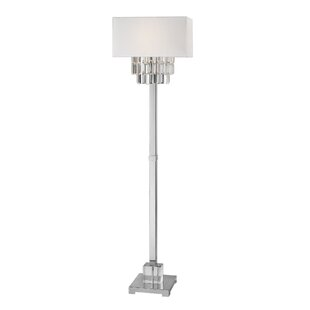 Reviews ArAgon 63 Traditional Floor Lamp By Orren Ellis