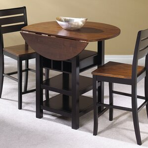 Atwater 3 Piece Pub Table Set by World Menagerie
