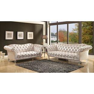 Rosdorf Park Keyshawn Configurable Living Room Set