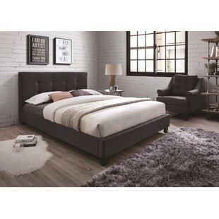 Wrought Studio Beckenham Upholstered Platform Bed