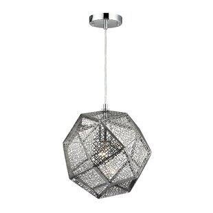 Auxier 1-Light Pendant by Wrought Studio