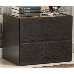 Forbell 2 Drawer Nightstand by Latitude Run