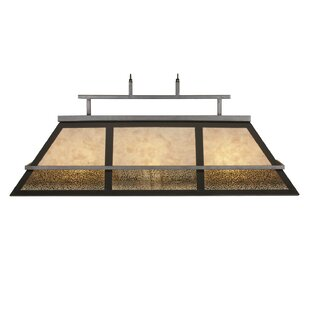 RAM Game Room 3-Light Pool Table Light
