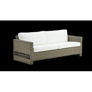 Carrie Patio Sofa with Cushions
