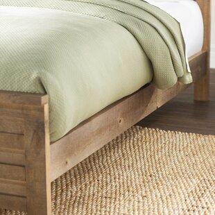 Georgio Panel Bed