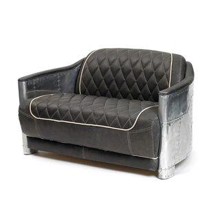 Torbett Leather Sofa