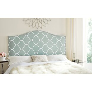 Find Rumford Upholstered Panel Headboard by Charlton Home