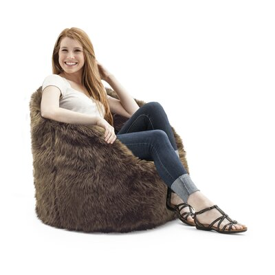 Miraculous Comfort Research Big Joe Milano Bean Bag Lounger Upholstery Ibusinesslaw Wood Chair Design Ideas Ibusinesslaworg