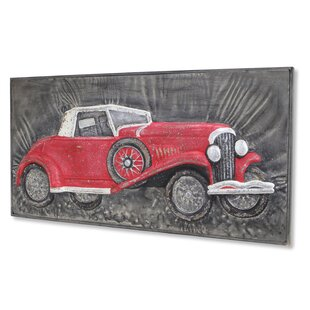 Car Wall Décor