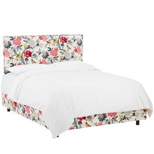 Mistana Framingham Upholstered Panel Bed
