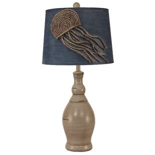Hurtt Slender Neck Casual Pot 30 Table Lamp