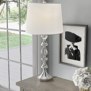 Compare prices Ravenscourt 27.5 Table Lamp By House of Hampton