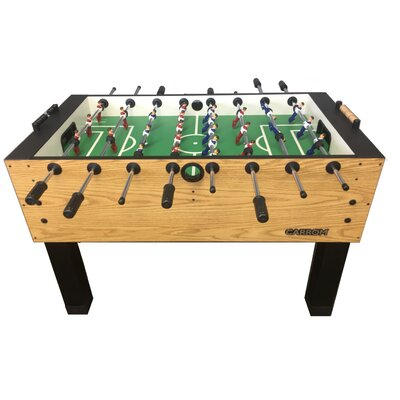 Carrom 55'' Foosball Table