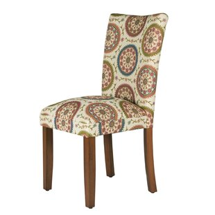 Winston Porter Lovejoy Deluxe Side Chair (Set of 2)