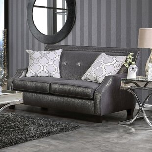 Olivia Contemporary Loveseat