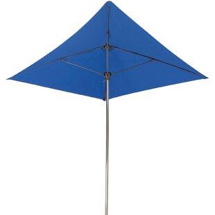 Prestige 10' Square Market Umbrella by Fiberbuilt