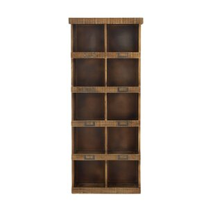 Bastogne Modern Lined Wall Shelf