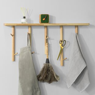 Stig Wall Mounted Coat Rack By 17 Stories