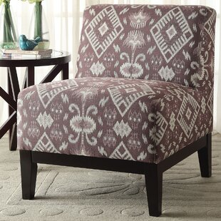 Waleska Slipper Chair by Bungalow Rose