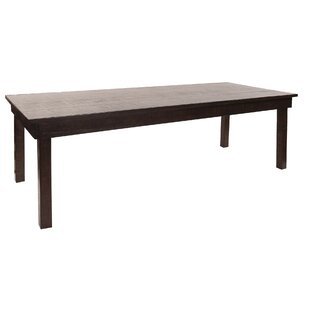 Olton Banquet Farm Solid Wood Dining Table Gracie Oaks