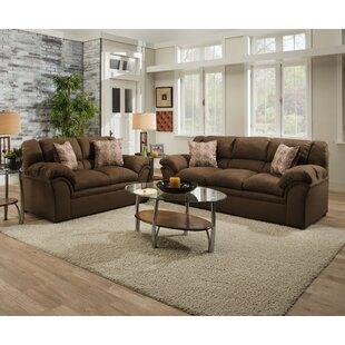 Alcott Hill Beasley Configurable Living Room Set