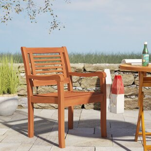 Sabbattus Patio Dining Chair (Set of 2)