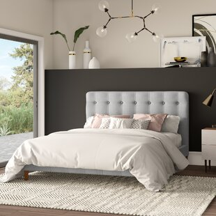 Gutman Queen Upholstered Platform Bed