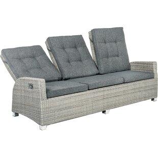 Cricklade Garden Sofa With Cushions Image