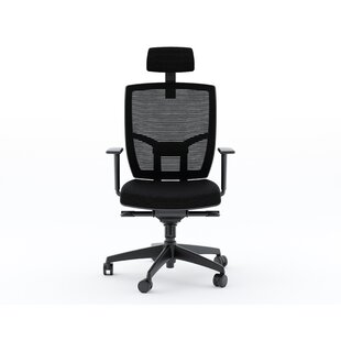 TC_223 Mesh Task Chair by BDI