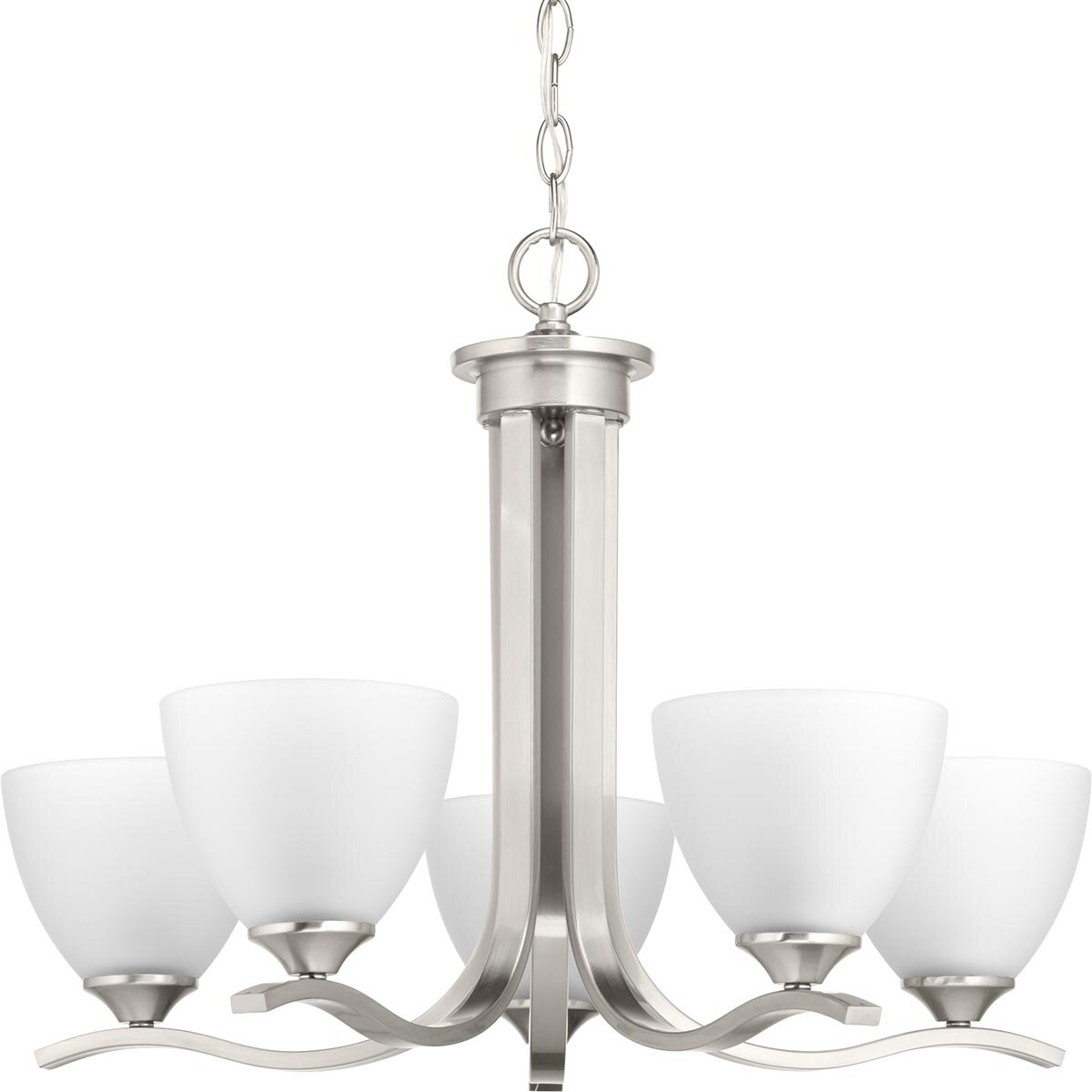 Winston Porter Van Reipen 5 Light Shaded Classic Traditional Chandelier Wayfair
