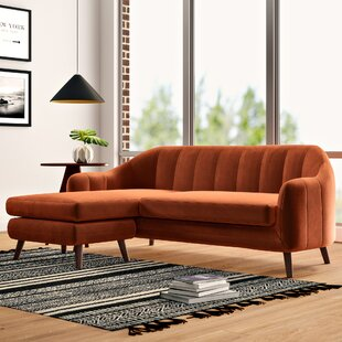 Boevange-sur-Attert Reversible Sectional by Mistana