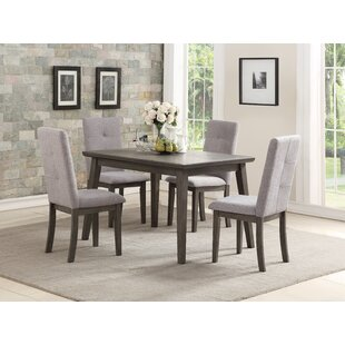 Graciela Upholstered Dining Chair (Set Of 2) by Gracie Oaks Top Reviews