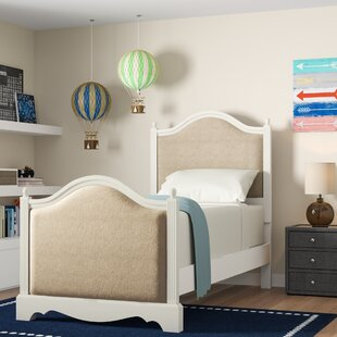 Price comparison Amersham Panel Bed with Padded by Grovelane Teen Reviews (2019) & Buyer's Guide