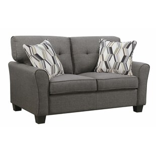 Kittle Standard Loveseat by Ivy Bronx Best Choices